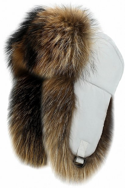 Шапка-ушанка женская, Модель W17-11415, Фото №1