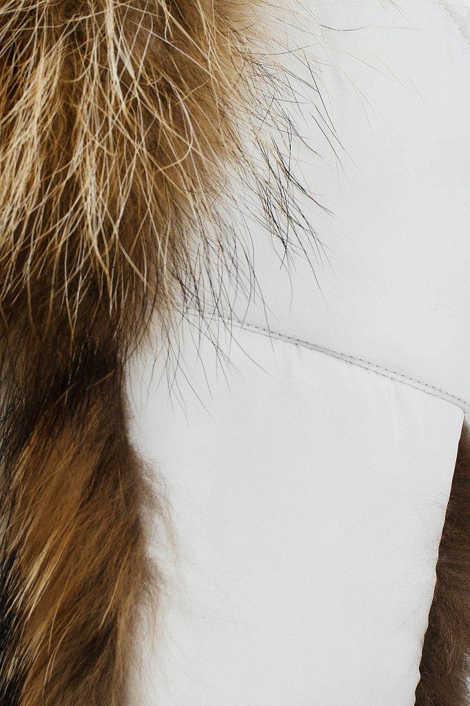 Шапка-ушанка женская, Модель W17-11415, Фото №4