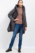 Пуховик женский, Модель W17-32006, Фото №3