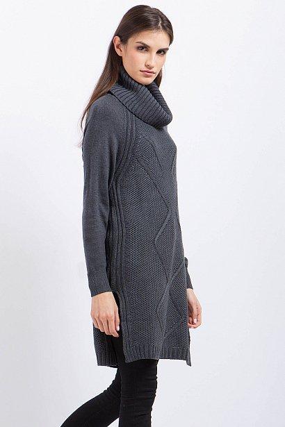 Платье женское, Модель W17-11109, Фото №3