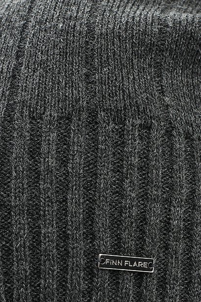 Шапка мужская, Модель W17-21111, Фото №4