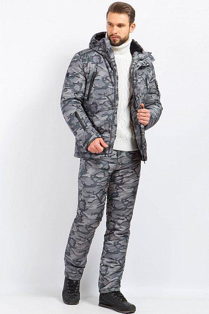 Куртка мужская, Модель W17-42008, Фото №3
