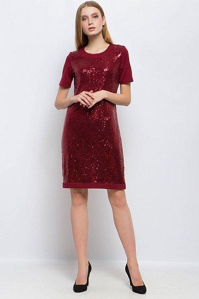 Платье женское, Модель W17-57023, Фото №3