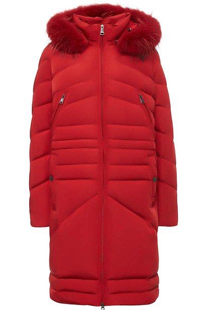 Пальто женское, Модель W17-12011, Фото №1