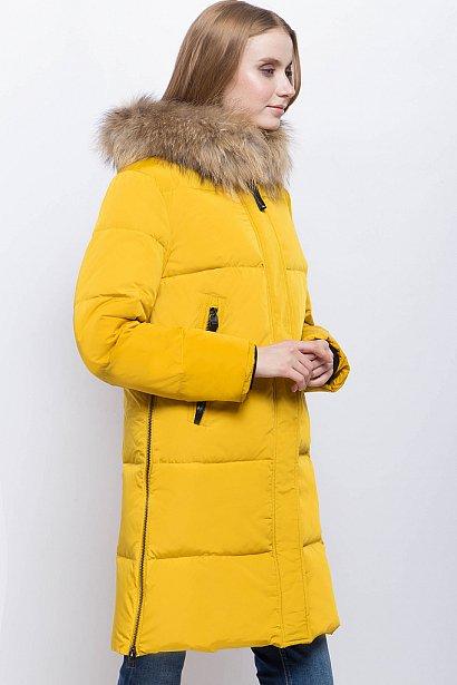 Пуховик женский, Модель W17-12041, Фото №4