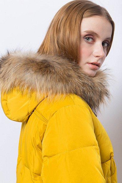 Пуховик женский, Модель W17-12041, Фото №6
