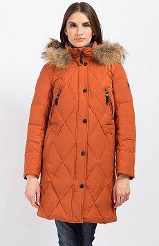 Пальто женское, Модель W17-12005, Фото №2