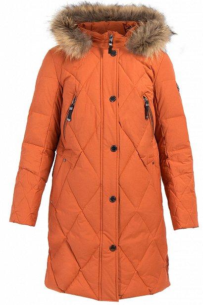 Пальто женское, Модель W17-12005, Фото №1
