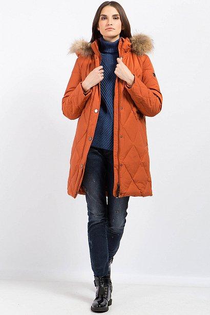 Пальто женское, Модель W17-12005, Фото №3