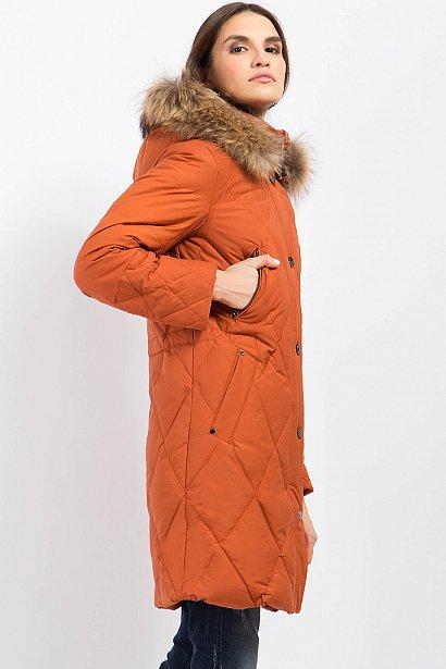 Пальто женское, Модель W17-12005, Фото №4
