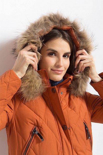 Пальто женское, Модель W17-12005, Фото №6