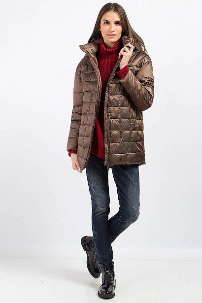 Куртка женская, Модель W17-12025, Фото №3