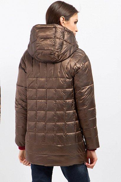 Куртка женская, Модель W17-12025, Фото №5