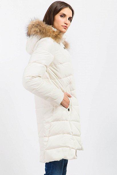 Пуховик женский, Модель W17-11015, Фото №4