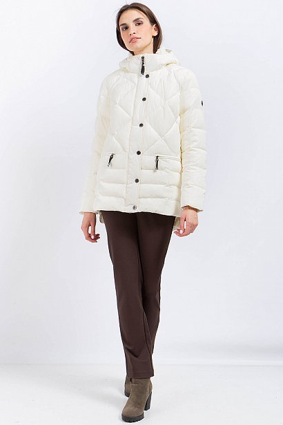 Куртка женская, Модель W17-11017, Фото №3