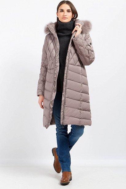 Пальто женское, Модель W17-12018, Фото №3
