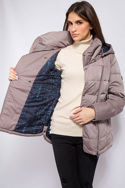 Куртка женская, Модель W17-12035, Фото №6