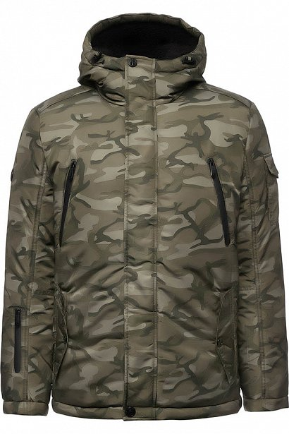 Куртка мужская, Модель W17-42008, Фото №1