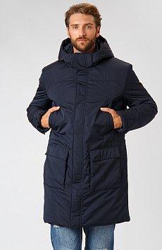 Пальто  мужское, Модель W18-21001, Фото №2