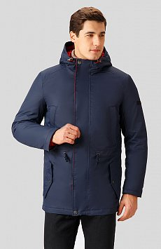 Куртка мужская, Модель W18-21009, Фото №1