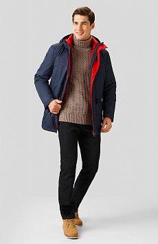 Куртка мужская, Модель W18-21009, Фото №2