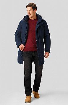 Пальто  мужское, Модель W18-22039, Фото №2