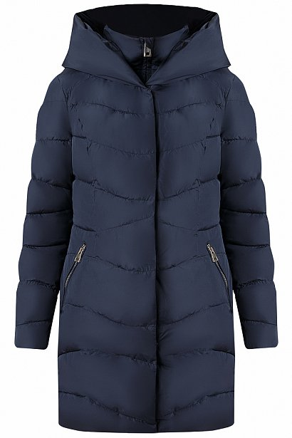 Пальто женское, Модель W18-11008, Фото №7