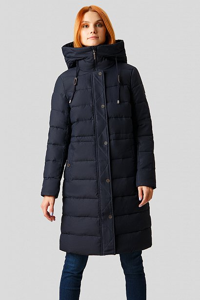 Пальто женское, Модель W18-12001, Фото №1