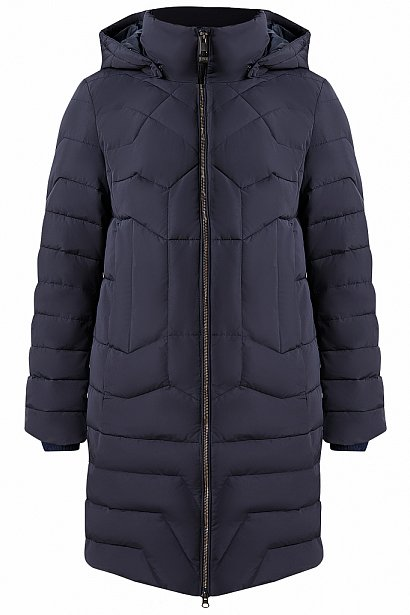 Пальто женское, Модель W18-12007, Фото №6