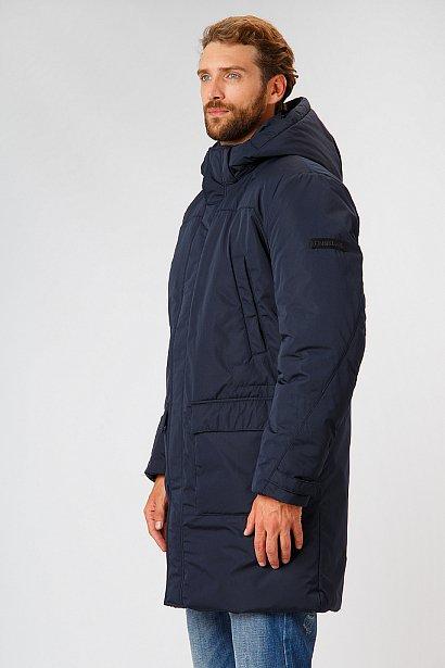 Пальто  мужское, Модель W18-21001, Фото №3