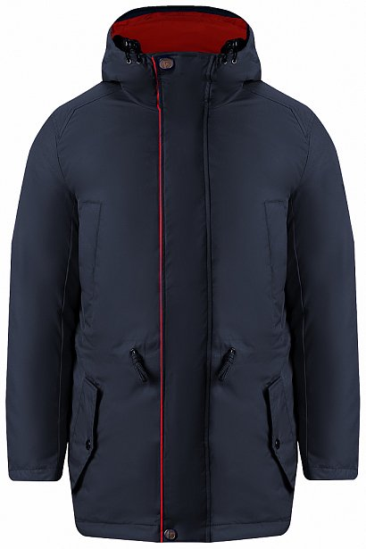 Куртка мужская, Модель W18-21009, Фото №6