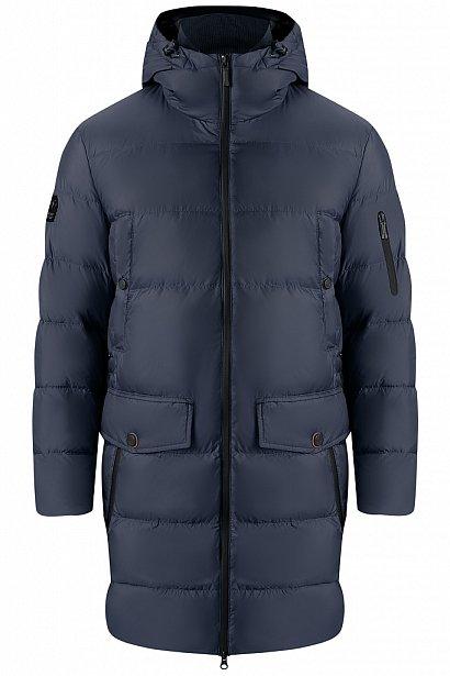 Пальто  мужское, Модель W18-22020, Фото №6