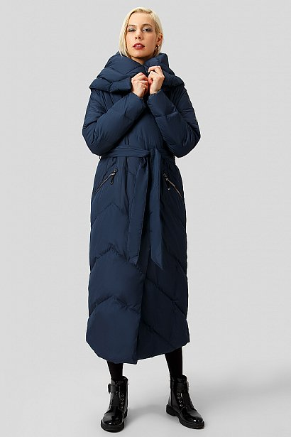 Пальто женское, Модель W18-32011, Фото №3