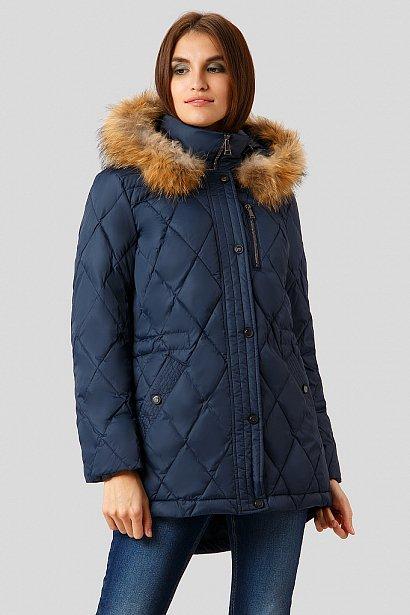 Куртка женская, Модель W18-32016, Фото №1