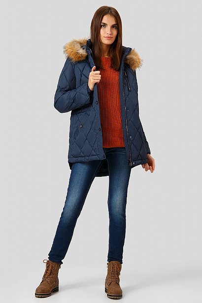 Куртка женская, Модель W18-32016, Фото №2