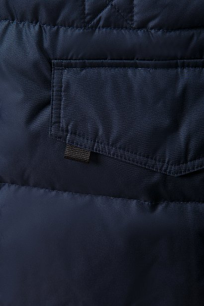 Пуховик мужской, Модель W18-42000, Фото №6