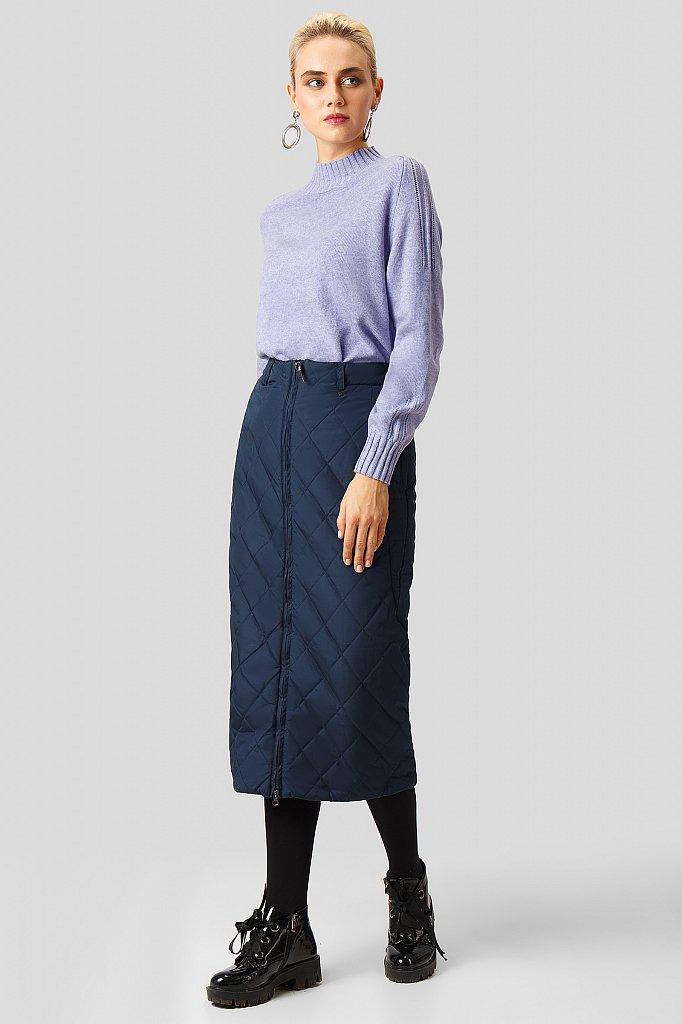 Юбка женская, Модель W18-12040, Фото №2