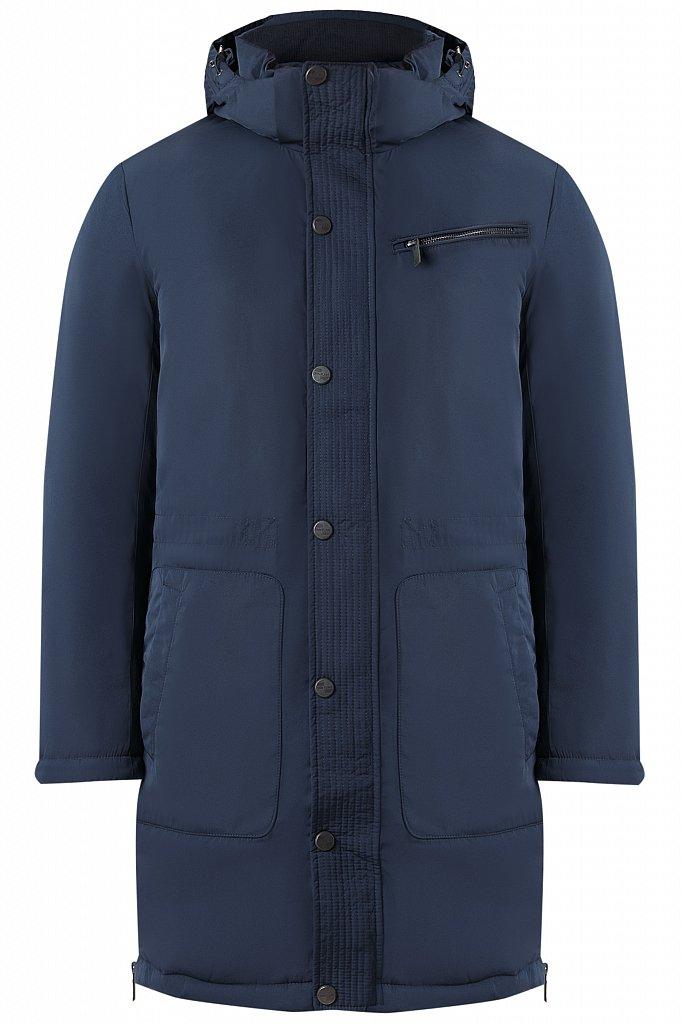 Пальто  мужское, Модель W18-22039, Фото №6
