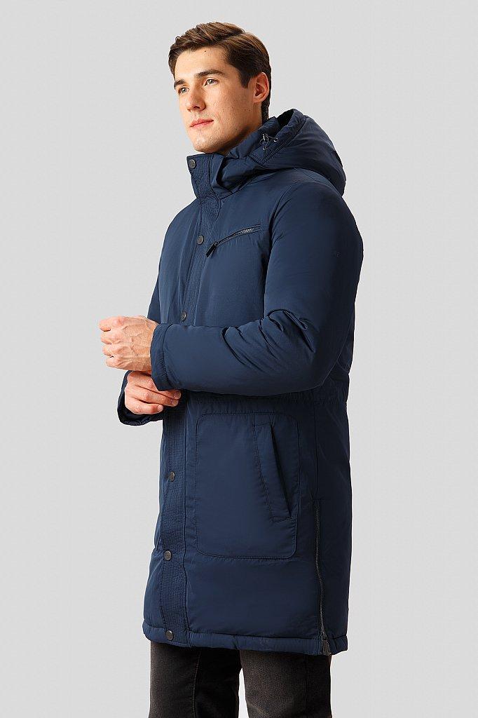 Пальто  мужское, Модель W18-22039, Фото №3