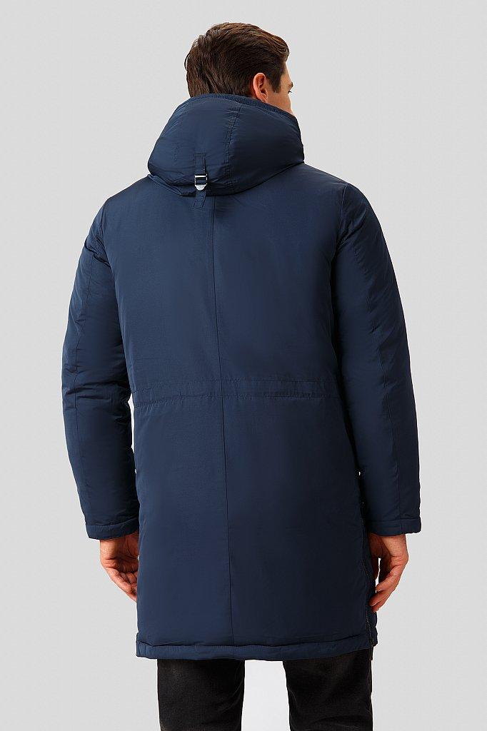 Пальто  мужское, Модель W18-22039, Фото №4