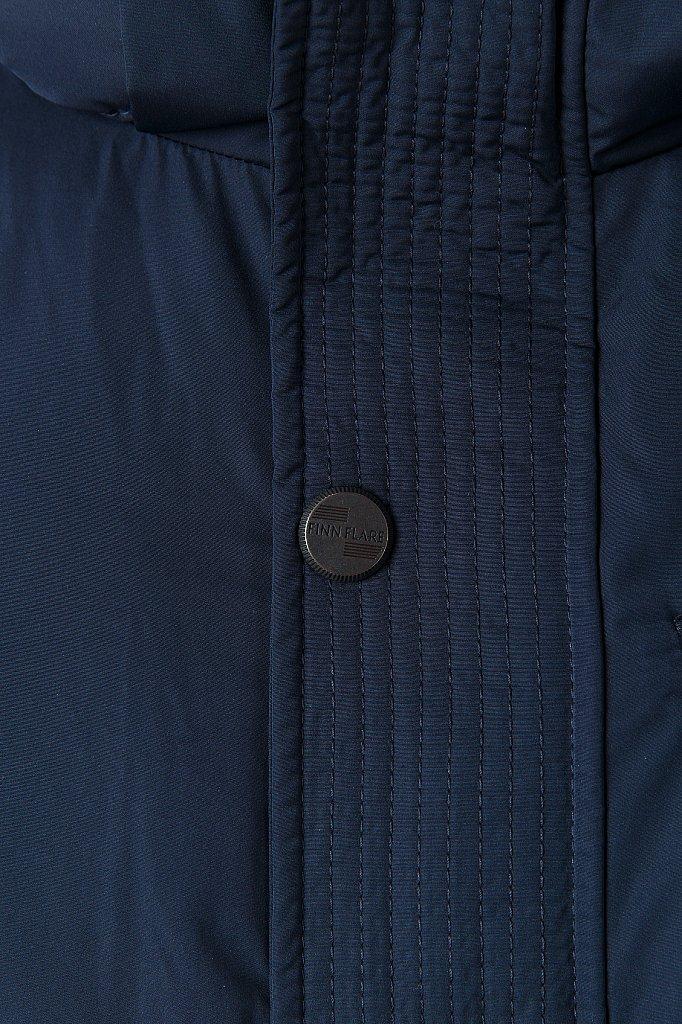 Пальто  мужское, Модель W18-22039, Фото №5