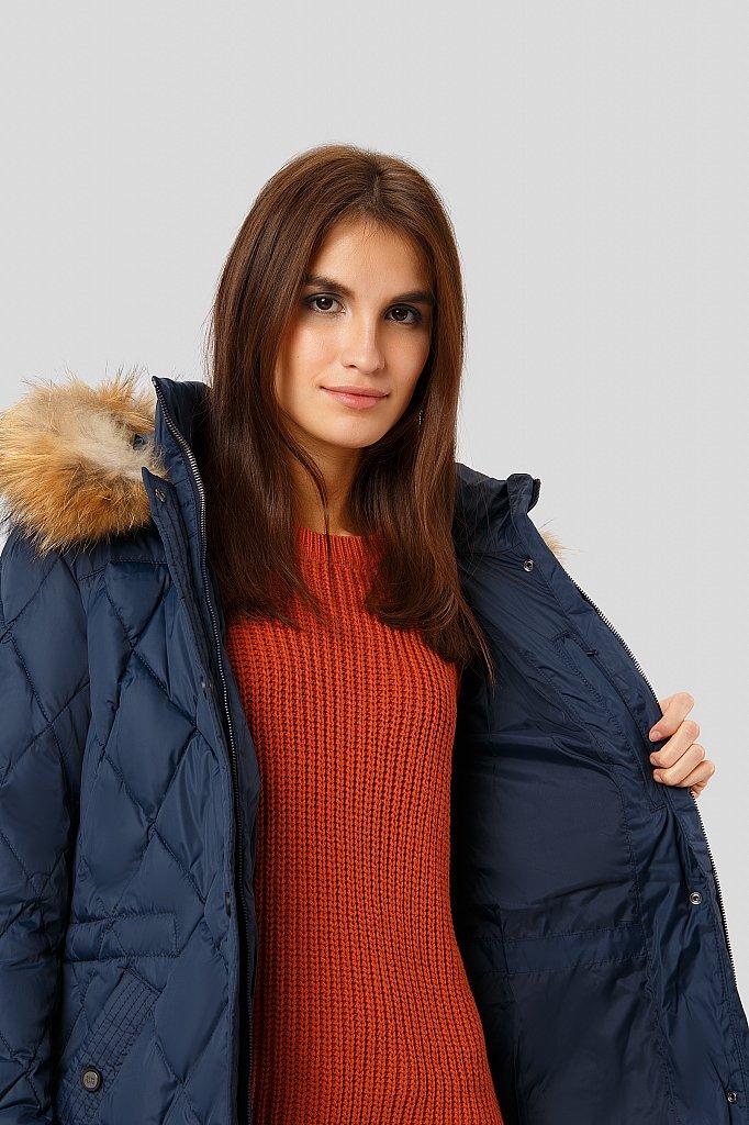 Куртка женская, Модель W18-32016, Фото №5