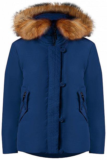 Куртка женская, Модель W18-12037, Фото №5