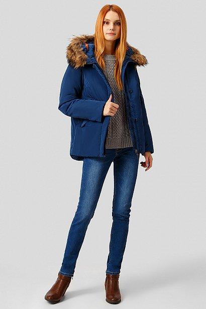 Куртка женская, Модель W18-12037, Фото №1