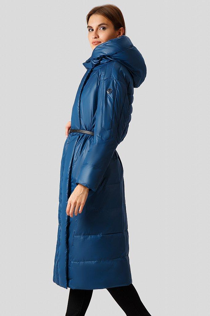 Пальто женское, Модель W18-32014, Фото №3