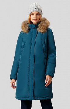 Пальто женское W18-12032