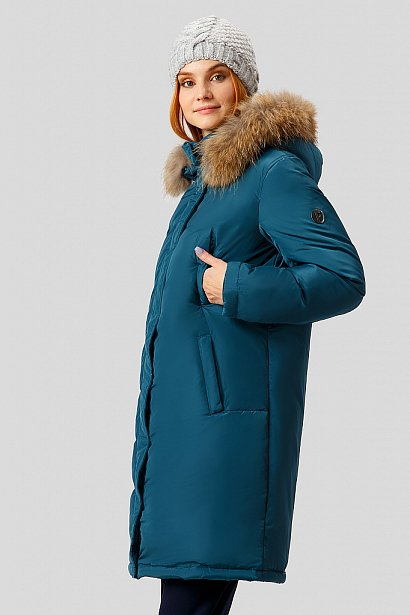 Пальто женское, Модель W18-12032, Фото №3