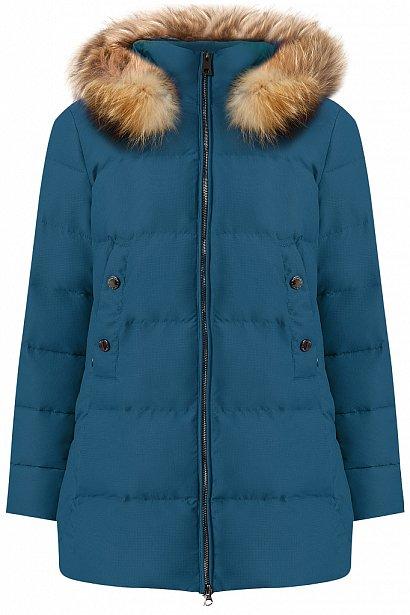 Куртка женская, Модель W18-12048, Фото №6