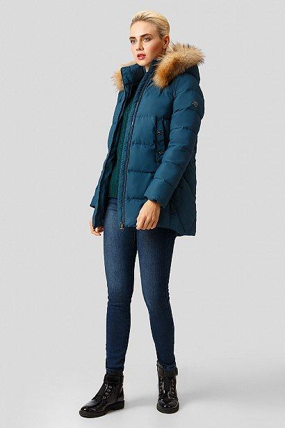 Куртка женская, Модель W18-12048, Фото №2