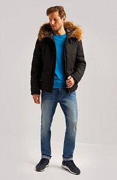 Куртка мужская, Модель W18-22013, Фото №2